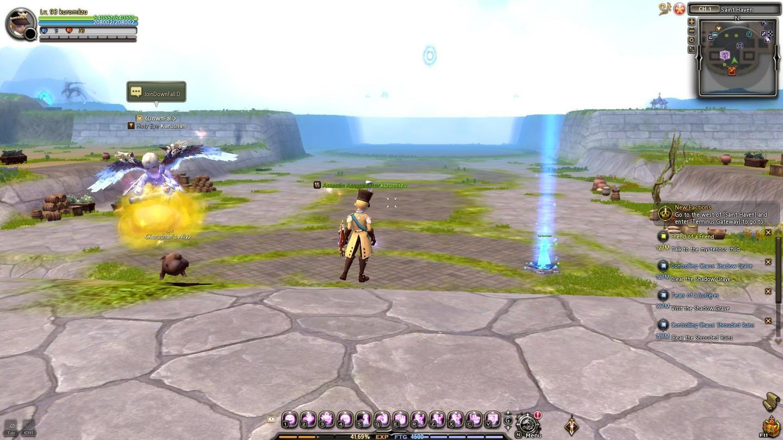Game wont start - DragonNest Forums